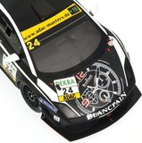 LAMBORGHINI GALLARDO LP 600-TEAM REITERHAYEK/KOX-ADAC GT MASTER 2011 Model Car in 1:43 Scale by Minichamps