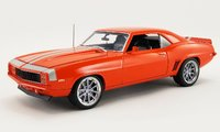 1969 CHEVROLET CAMARO RESTOMOD in 1:18 scale by Acme