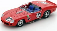 Ferrari 250 TRI/61 #23 Scuderia  Winner Sebring 12H 1962 Model Car in 1:43 Scale by Looksmart