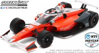 2020 NTT IndyCar Series - #29 Andretti Autosport Genesys in 1:18 Scale by Greenlight