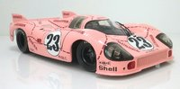 PORSCHE 917/20 PINK PIG #23 24H LEMANS 1971 in 1:18 Scale by Minichamps