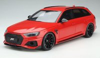 ABT RS4-S in 1:18 scale by GT Spirit