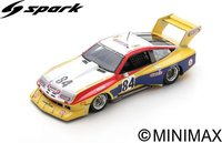 Chevrolet Monza No.84  24H Le Mans 1978  B. Fisselle - B. Kirby - J. Hotchkis in 1:43 scale by Spark