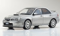 SUBARU STI S204 in 1:18 scale by Ottomobile