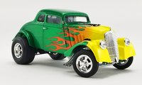 1933 Gasser Rat Fink in 1:18 Scale by Acme
