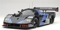 1988 Exoto Sauber-Mercedes C9 in 1:18 scale by EXOTO