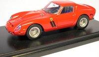 1962 Ferrari 250 GTO in Red Resin Model Car in 1:43 Scale by Illario
