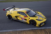 2020 Corvette C8.R Race Car Dealer Exclusive in 1:18 Scale by GT Spirit