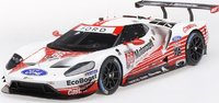 Ford GT GTLM #66 2019 Daytona 24 Hr.  in 1:18 Scale by Topspeed