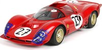 Ferrari 330 P3 24H Le Mans 1966 #27 in 1:18 Scale by BBR