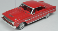 1963 Ford Falcon Sprint Red in 1:43 scale by Goldvarg Collection