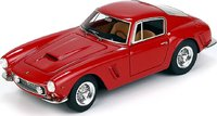 1961 Ferrari 250 SWB in Red in 1:18 Scale by BBR-1