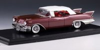 1957 Cadillac Eldorado Biarritz Closed Top in 1:43 scale by Stamp Models