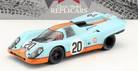 Porsche 917k #20 Le Mans 1970 in 1:18 Diecast Model in 1:18 scale by CMR