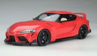 TOYOTA SUPRA GR HERITAGE EDITION in 1:18 scale by GT Spirit
