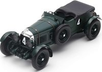 BENTLEY SPEED SIX NO.4 WINNER 24H LE MANS 1930 in 1:18 scale by Spark