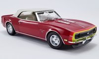 1968 Chevrolet Camaro SS Convertible - Unicorn Diecast Model by Acme in 1:18 Scale