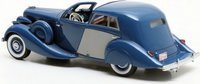 1938 Buick Series 80 Opera Brougham Fernandez & Darrin Model Car in 1:43 Scale by Matrix