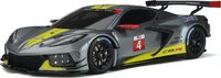 2020 Chevrolet Corvette C8.R #4 in 1:18 Scale by GT Spirit