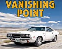 1970 Dodge Challenger R/T Vanishing Point Movie  1:18 Scale by Greenlight