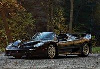 Ferrari F50 Coupe 1995 Spider Version in 1:18 scale by BBR