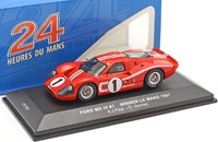 FORD MK IV WINNER LE MANS 1967 in 1:43 scale by IXO