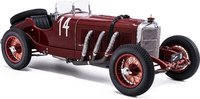 1930 Mercedes-Benz SSK in Red in 1:18 Scale by CMC