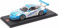 2013 Porsche 997 GT3 CUP No. 88 Model Car in 1:43 Scale by Spark