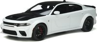 2021  Dodge Charger SRT Hellcar Redeye in 1:18 Scale by GT Spirit