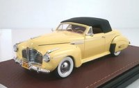 1941 Buick Roadmaster Closed Convertible by GLM in 1:43 Scale