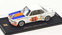 BMW CSL No.60 1000km SPA 1973 in 1:43 Scale by Spark