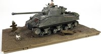 British Medium Tank Sherman Firefly Vc. in 1:32 scale by Forces of Valor