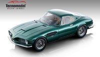 1962 Ferrari 250 GT SWB Bertone Metallic Emerald Green in 1:18 Scale by Tecnomodel