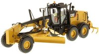 Cat® 12M3 Motor Grader in 1:50 scale by Diecast Masters