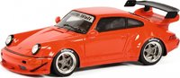RAUH-Welt RWB 964 Red in 1:43 Scale by Schuco