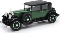 Al Capone's Armored 1928 Cadillac Series 341A Town Sedan  in 1:18 Scale by Esval