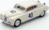 Aurelia B20 n.40 8th Le Mans 1952  Resin Model Car in 1:43 Scale by Spark