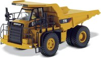 Cat® 770 Off-Highway Truck in 1:50 scale by Diecast Masters