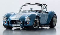 SHELBY COBRA 427 S/C Blue/White in 1:18 scale by Kyosho