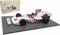 James Hunt Hesketh 308 No.24 Winner Dutch Grand Prix in 1:18 by Spark
