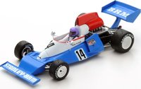 BRM P201 No.14  Belgium GP 1975 Bob Evans in 1:43 Scale by Spark