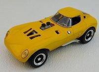 Cheetah Street Car Yellow in 1:18 Scale by Replicarz