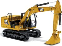 Cat® 320 GC Hydraulic Excavator in 1:50 scale by Diecast Masters