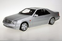 1998 Mercedes Benz CL 600 7.0 AMG in 1:18 scale by LS Collectibles