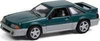 1991 Ford Mustang GT Home Improvement, TV Series in 1:64 scale by Greenlight
