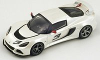 2011 Lotus Exige S Model Car in 1:43 Scale by Spark