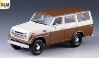 1979 Toyota Land Cruiser FJ55 in 1:43 scale by GLM