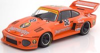 Porsche 935 Jagermeister 1977 in 1:18 Scale by Norev