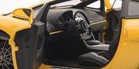 Lamborghini Gallardo LP550-2 Balboni in Giallo Midas/Yellow Diecast Model Car in 1:18 Scale by AUTOart