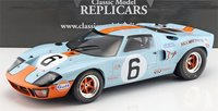 Ford GT 40 MK1 #6 Le Mans Winner 1969 in 1:12 Scale  by CMR